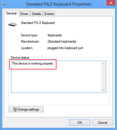 lỗi Windows has stopped this device because it has reported problem